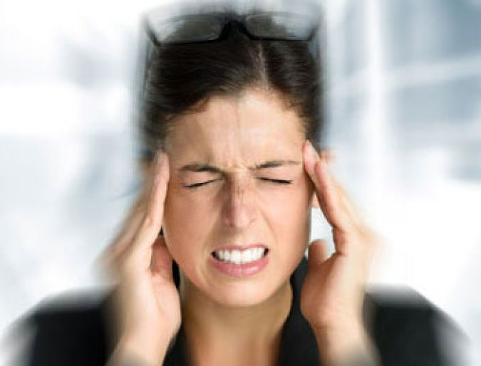 Como tratar el dolor de cabeza con Reflexología podal
